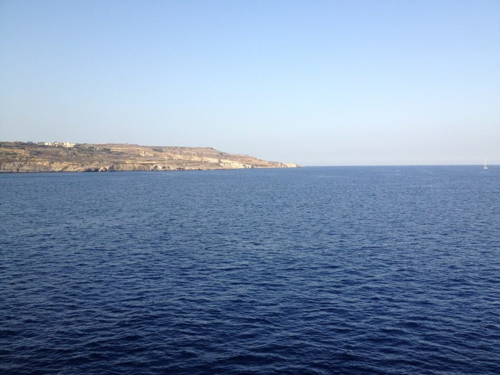 Diving in Malta Sea