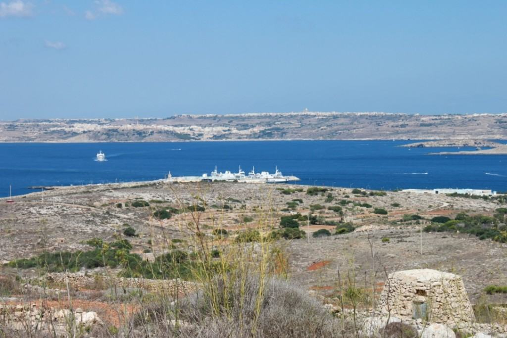 Cirkewwa and Gozo Channel