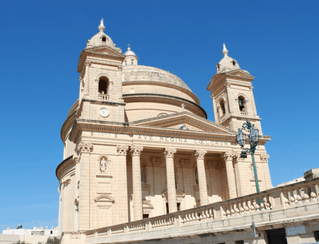 Mgarr Church in Malta