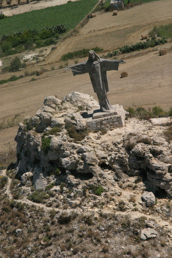 Statue of Christ Gozo