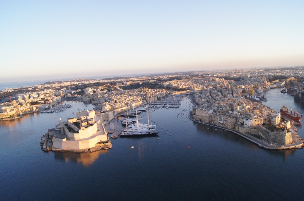 Port - Valletta