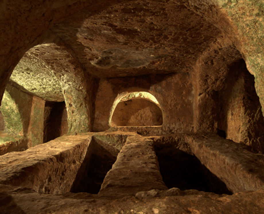St. Paul's Catacombs in Rabat Malta