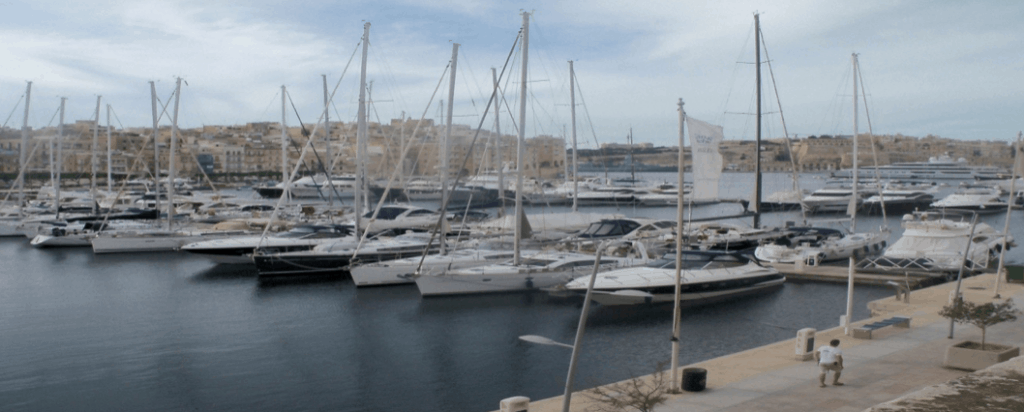 View of the Malta Maritime Museum