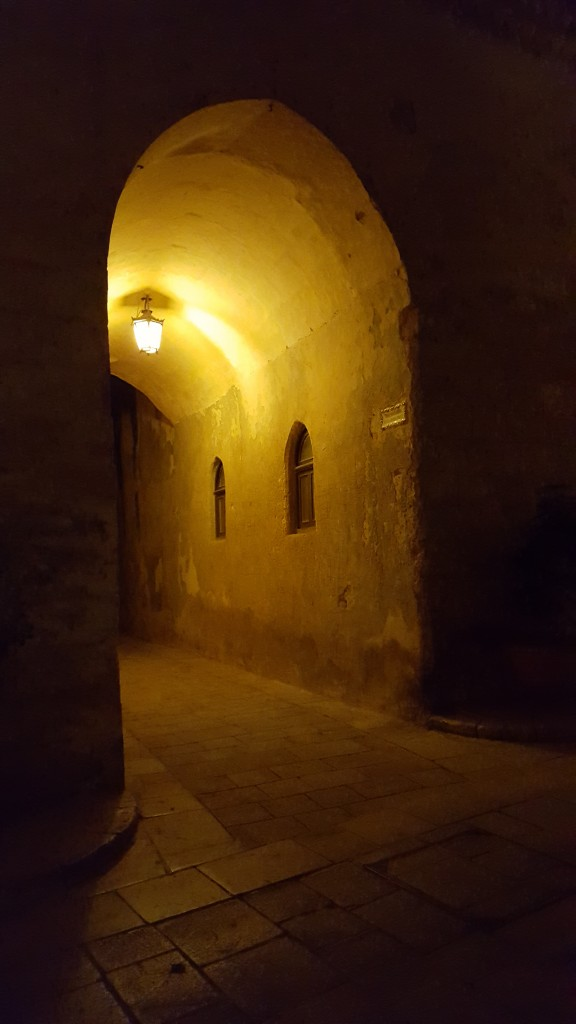 Mdina tunnel