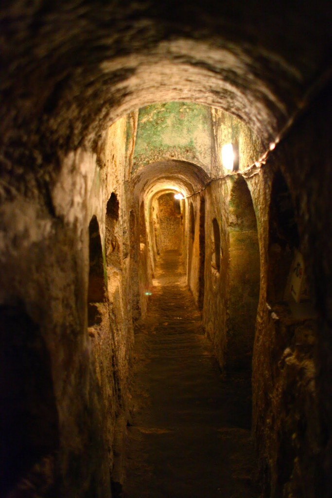 St Paul's Catacombs Rabat