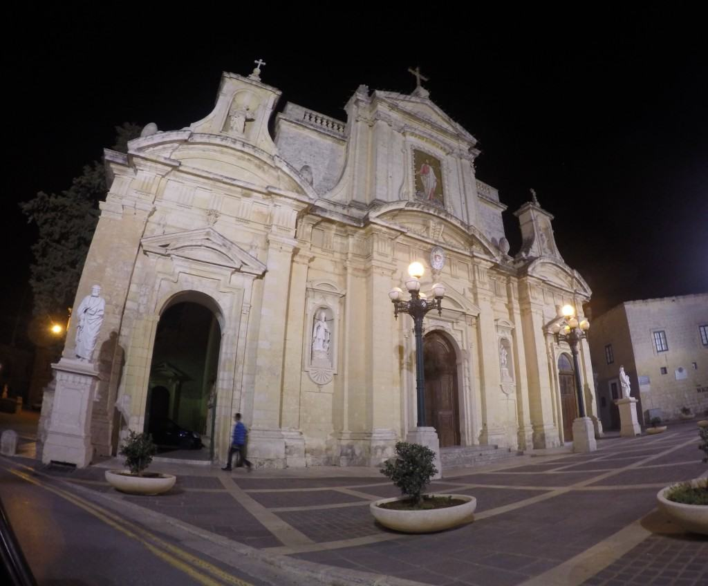 St Pauls Church in Rabat Malta